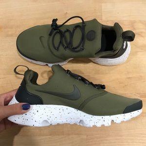 Nike Shoes   Olive Green Nike Presto